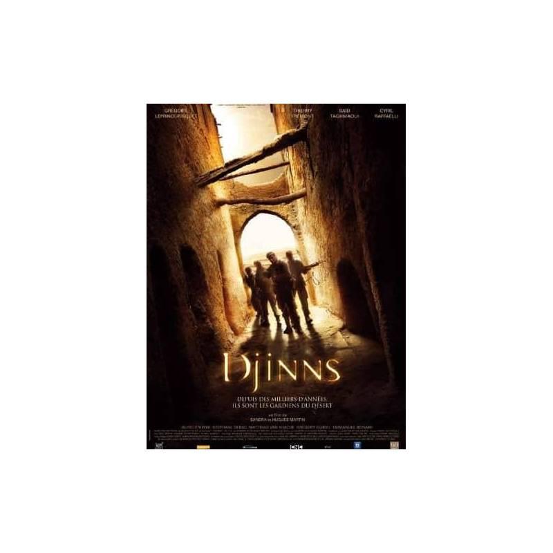 Blu-ray - Djinns
