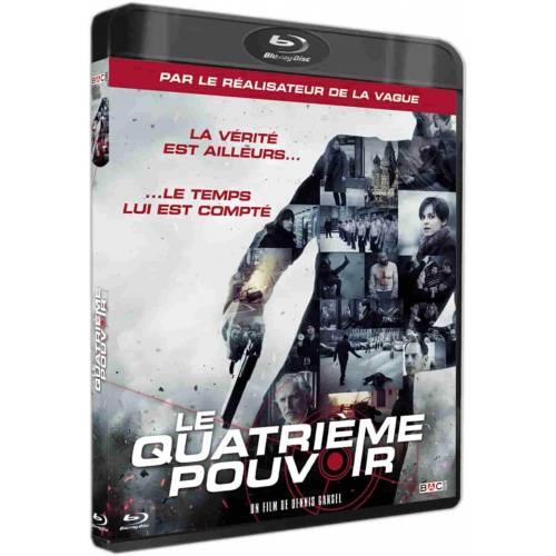 Blu-ray - Le quatrième pouvoir