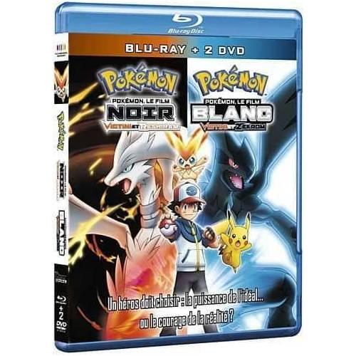 Blu-ray - Pokémon, le film noir : Victini et Reshiram