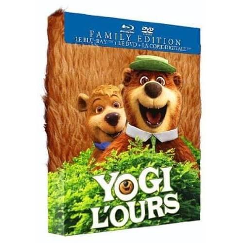 Blu-ray - Yogi l'ours
