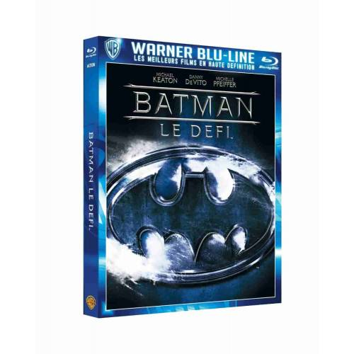 Blu-ray - Batman : Le défi