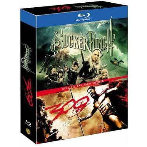 Blu-Ray - COFFRET - SUCKER PUNCH / 300