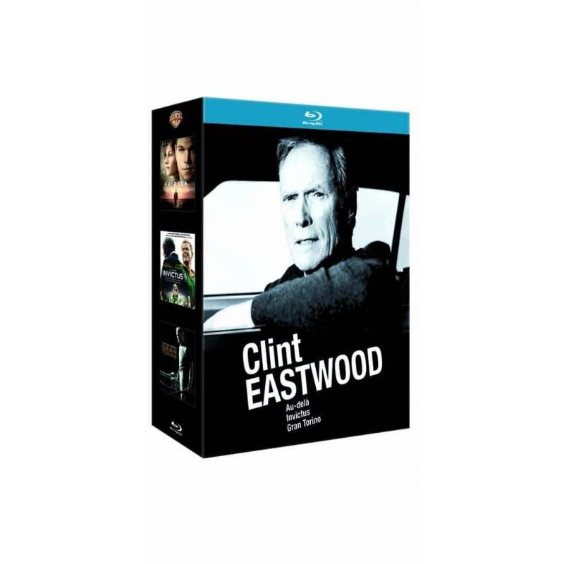 Blu-ray - COFFRET - AU DELÀ + INVICTUS + GRAN TORINO