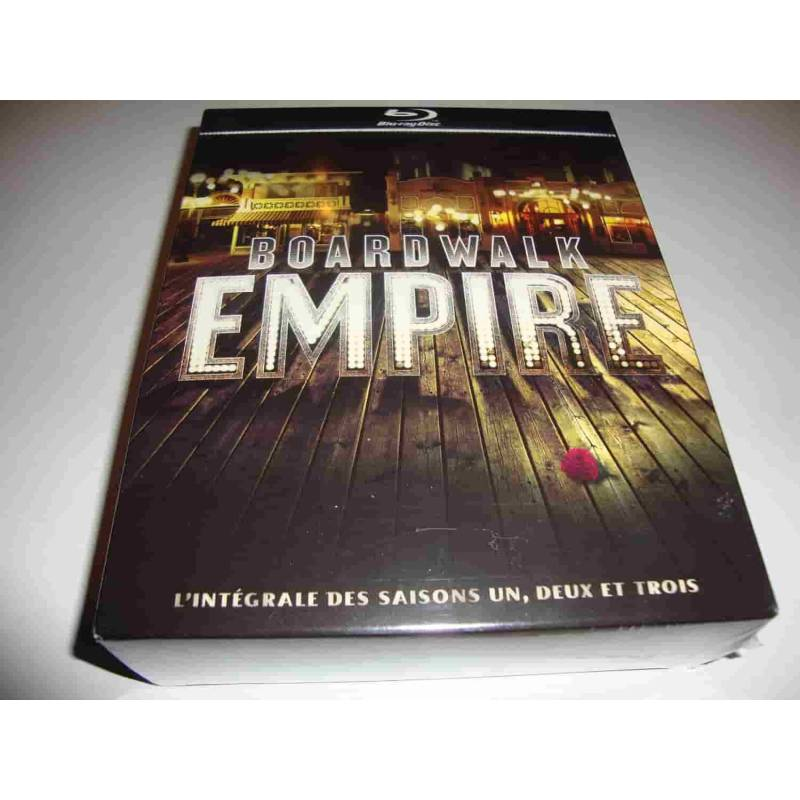 BOARDWALK EMPIRE BOARDWALK EMPIRE - COFFRET INTÉGRAL DES SAISONS 1 À 3