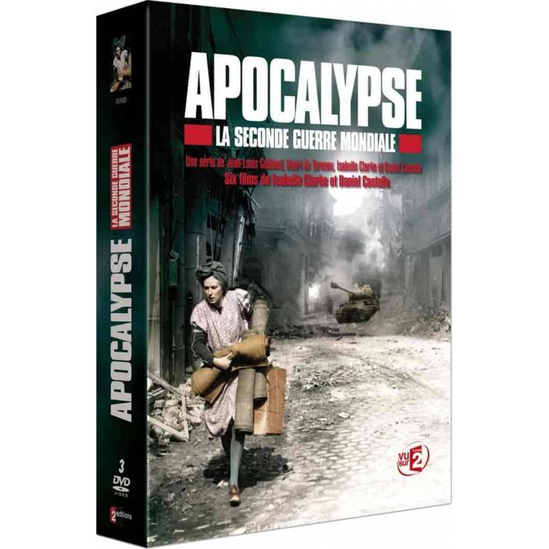 DVD - Apocalypse : La 2ème Guerre mondiale