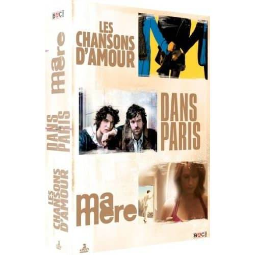 DVD - Christophe Honoré: Love Songs My mother + + In Paris