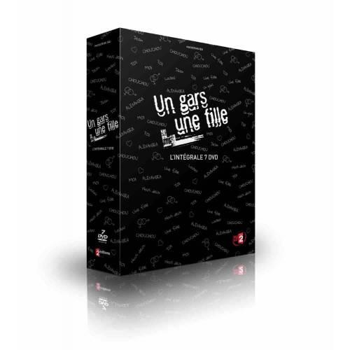 DVD - Un gars une fille : L'intégrale / 7 DVD
