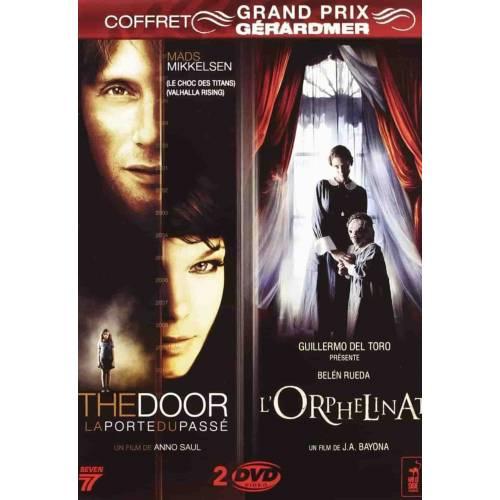 DVD - The door : La porte du passé et L'orphelinat - Coffret 2 DVD