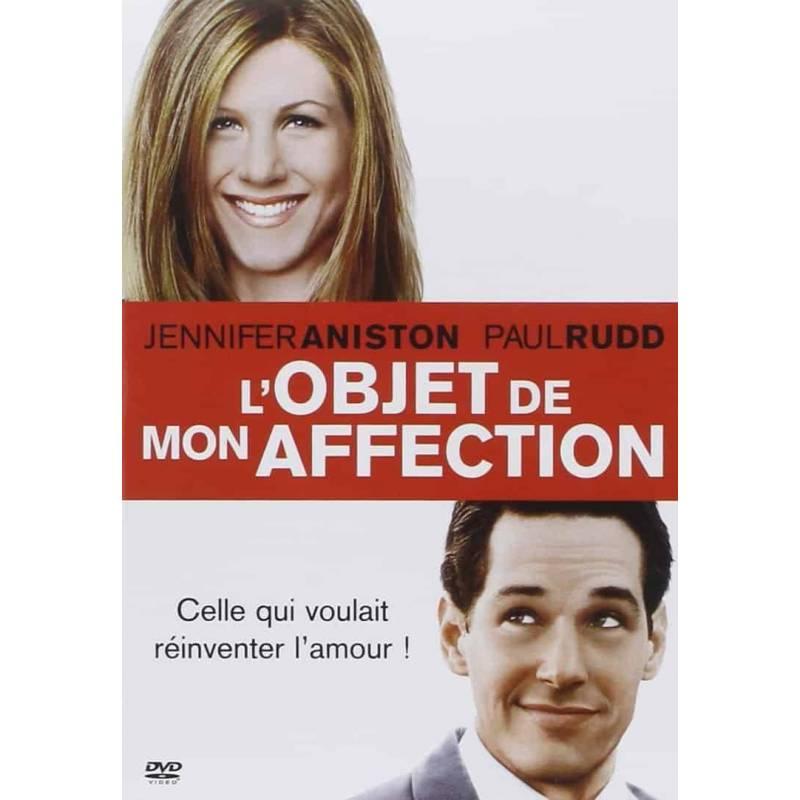 DVD - L'objet de mon affection