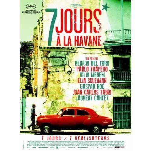 DVD - 7 Days in Havana