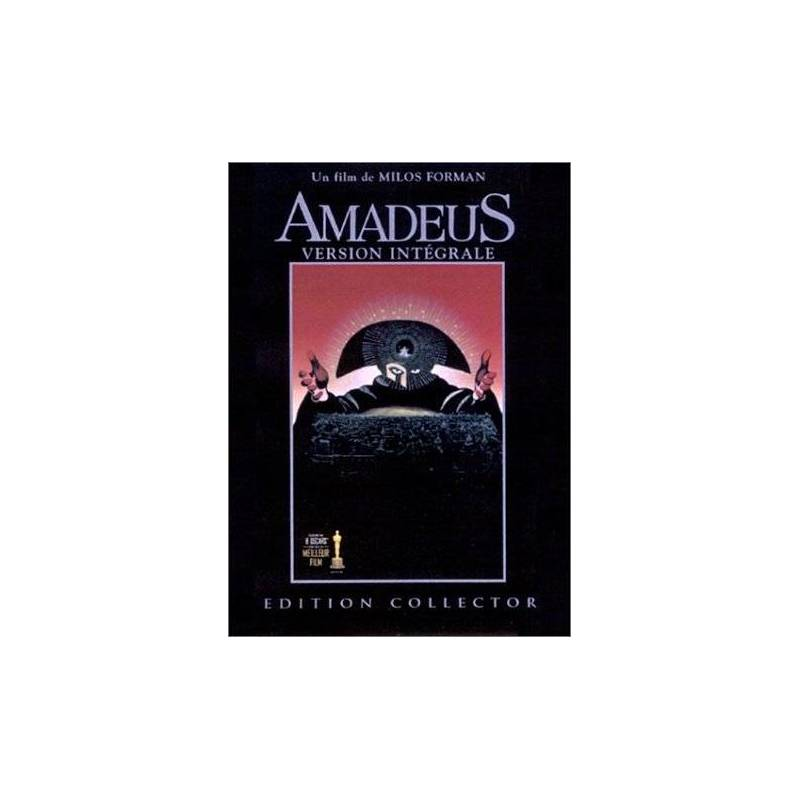 DVD - Amadeus (Version intégrale) - Edition collector / 2 DVD