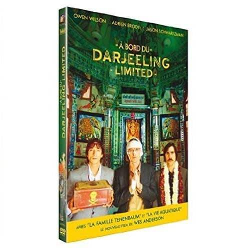 DVD - A bord du Darjeeling Limited