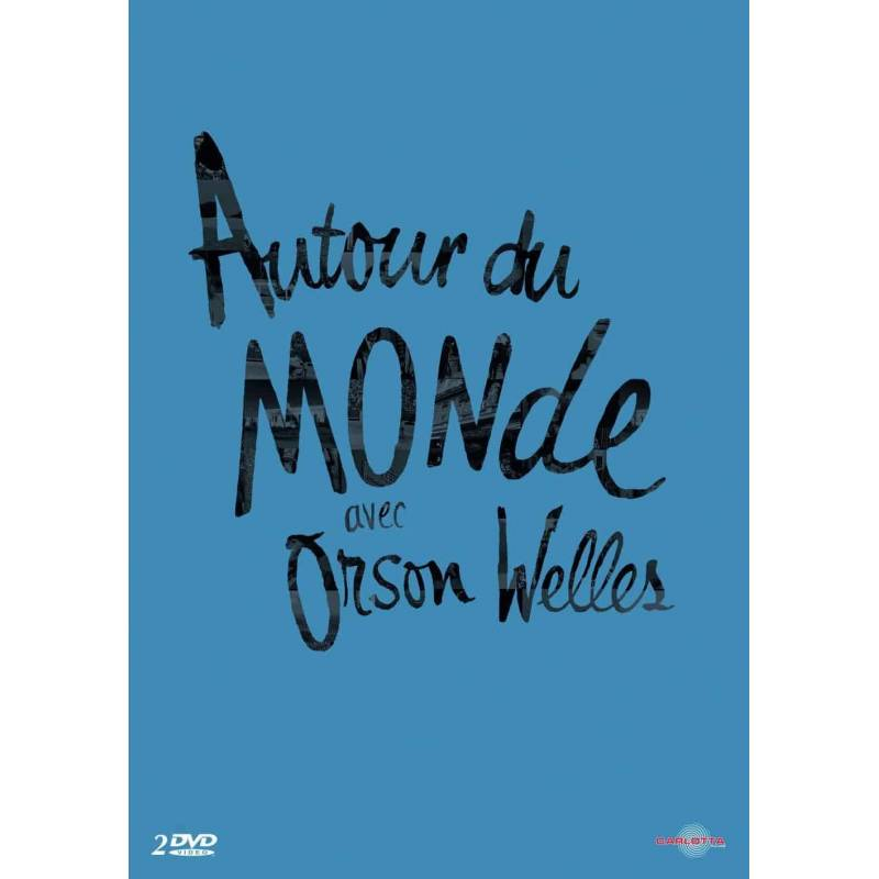 DVD - Around the World with Orson Welles