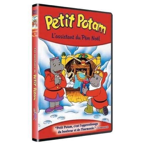DVD - Petit Potam : L'assistant du Pere Noël