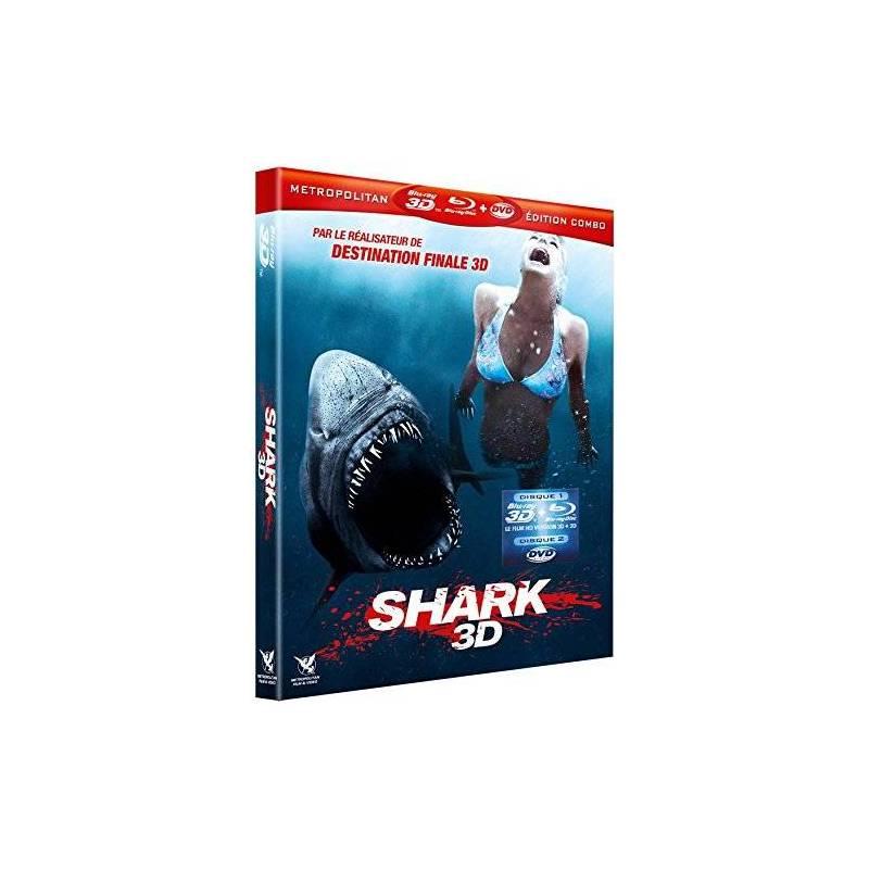 Blu-ray - Shark 3D