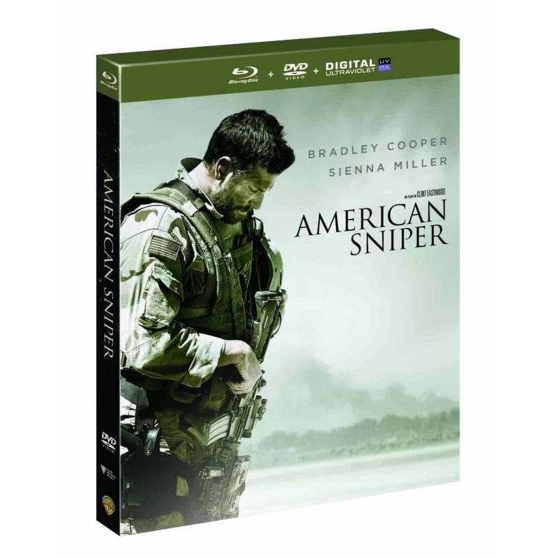 Blu-ray - American sniper