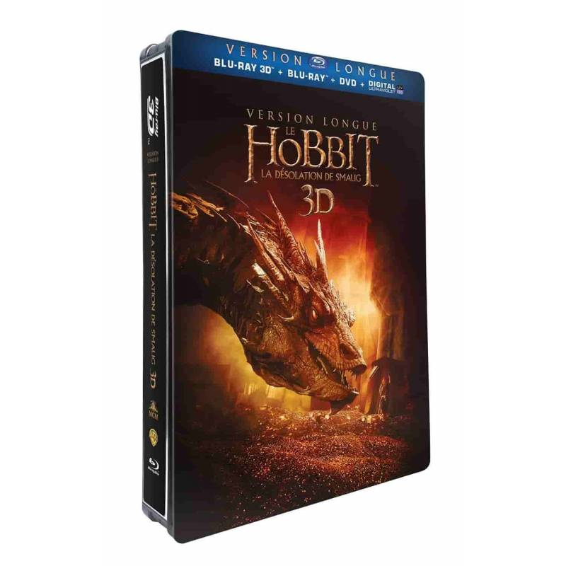 Blu-ray - Le Hobbit : La désolation de Smaug - Version longue
