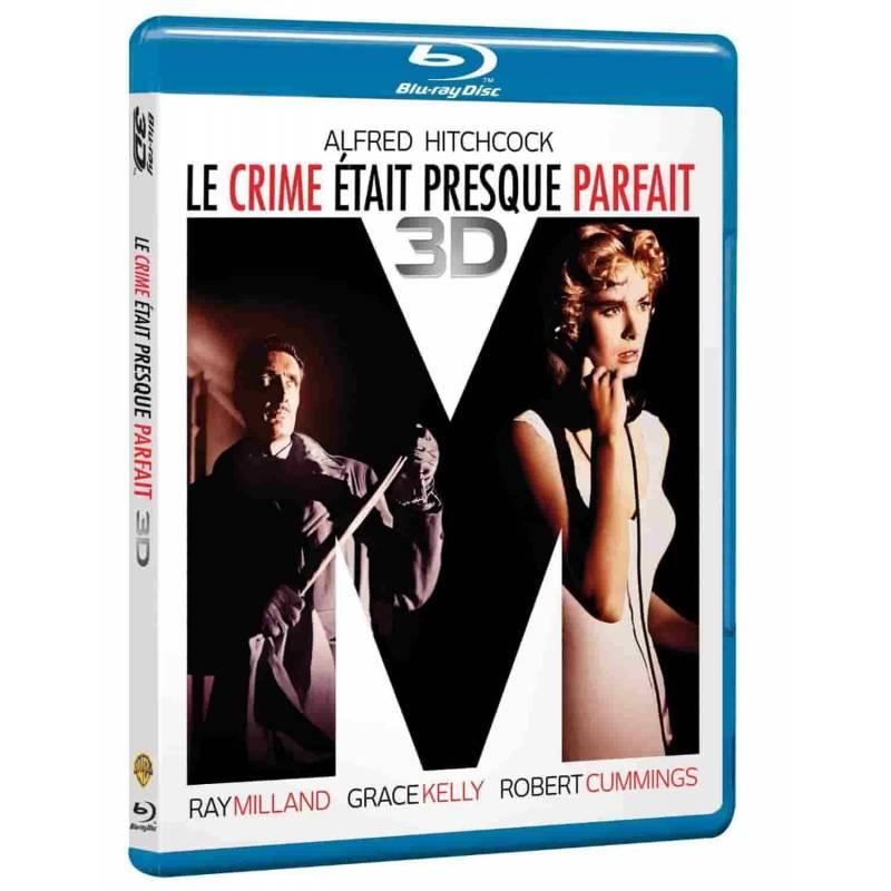 Blu-ray - Le crime était presque parfait