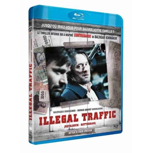 Blu-Ray - ILLEGAL TRAFFIC