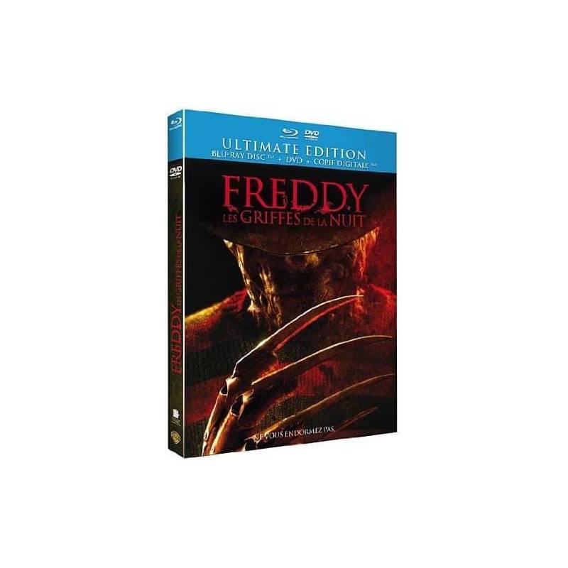 Blu-ray - Freddy : Les griffes de la nuit (2010)
