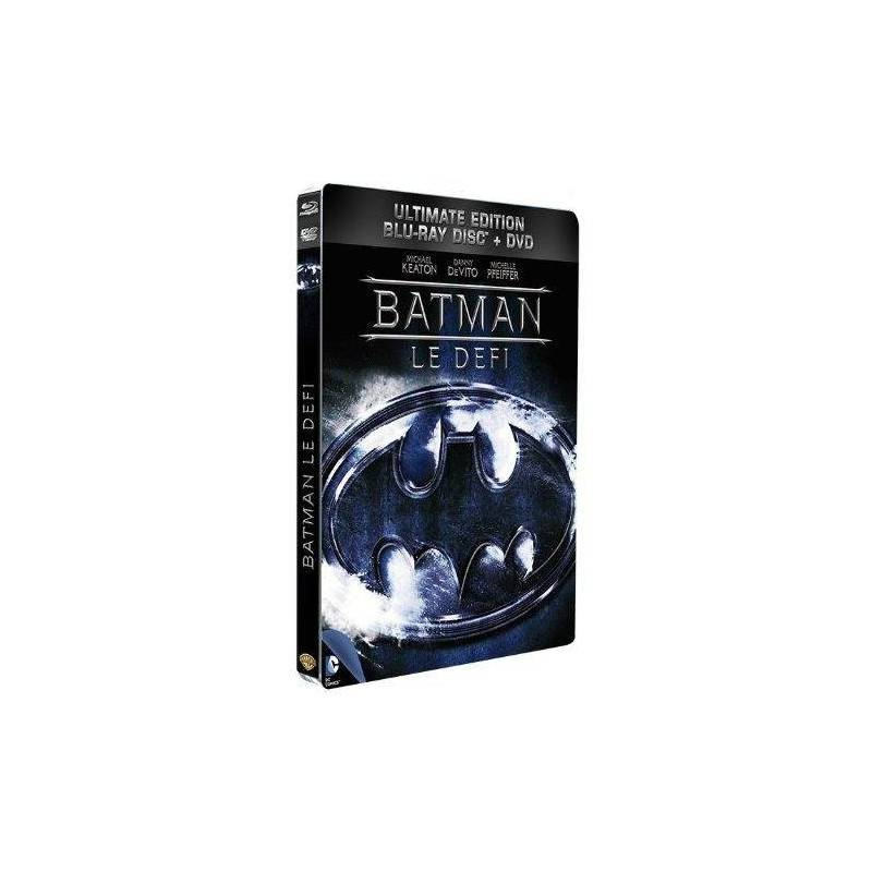 Blu-ray - Batman : Le défi (Blu-ray)