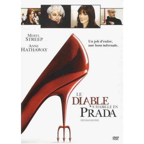 DVD - The Devil Wears Prada