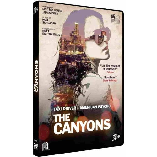 DVD - The canyons