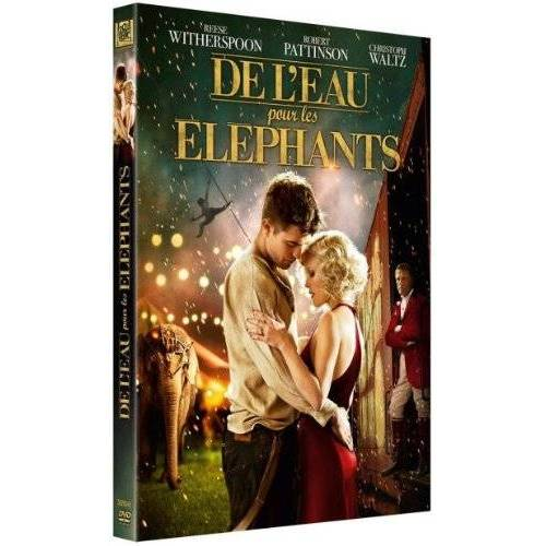 DVD - Water for Elephants