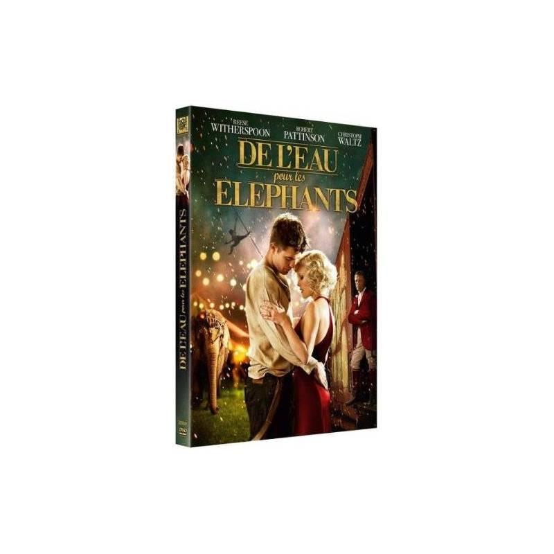 DVD - De l'eau pour les elephants
