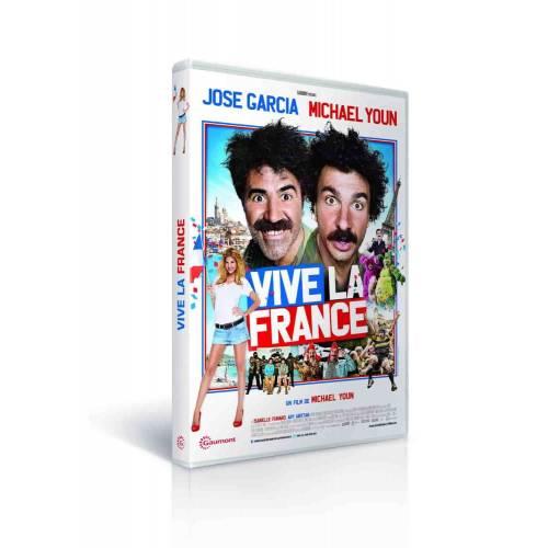 DVD - VIVE LA FRANCE