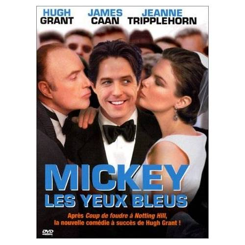 DVD - Mickey Blue Eyes