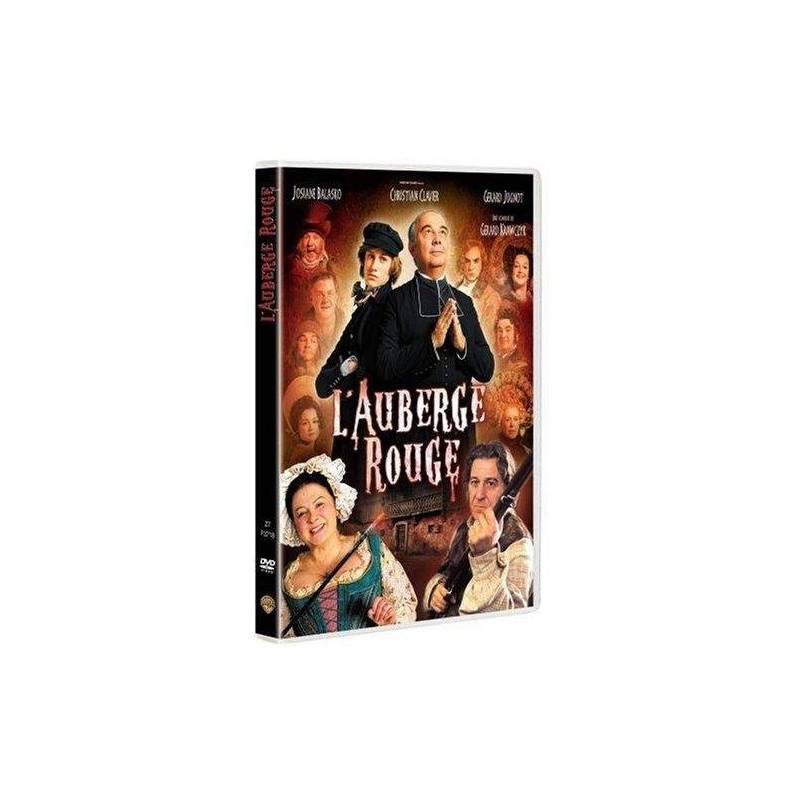 DVD - L'auberge rouge