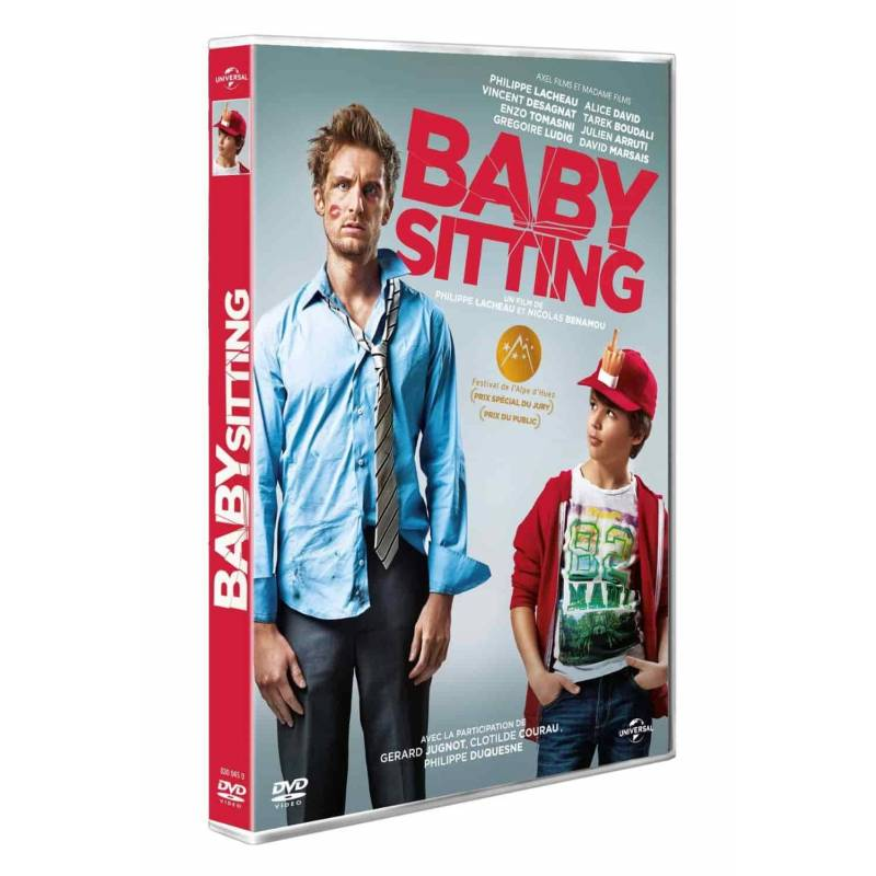 DVD - BABYSITTING