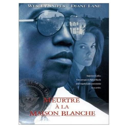 DVD - Meurtre à la maison blanche