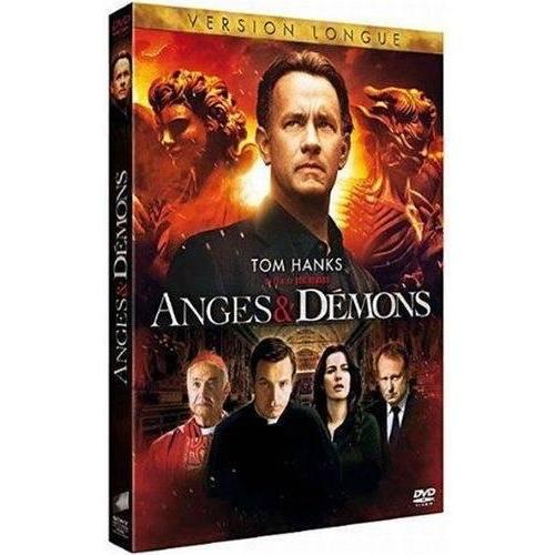 DVD - Anges & démons [Version Longue]