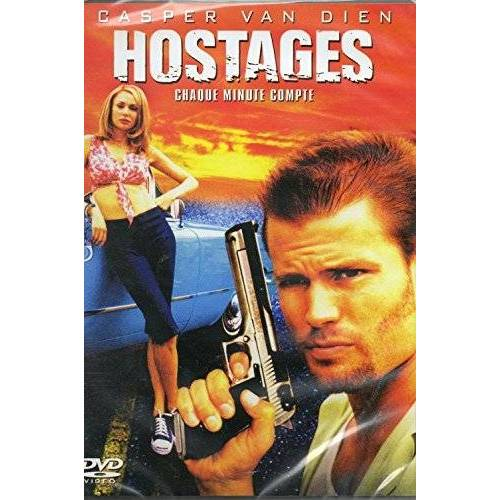 DVD - HOSTAGES chaque minute compte