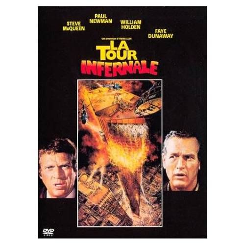 DVD - La tour infernale