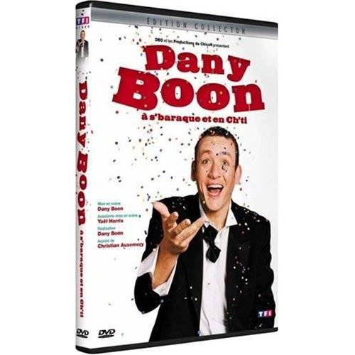 DVD - Dany Boon à s'baraque et en cht'i - Edition collector
