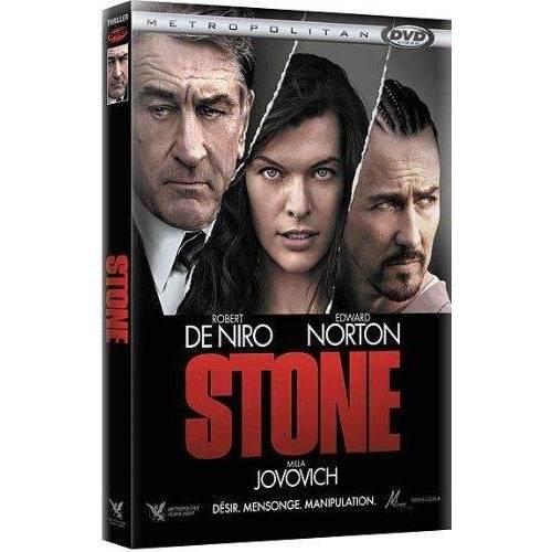 DVD - Stone