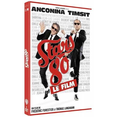 DVD - STARS 80