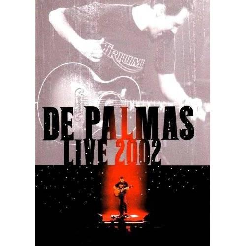 DVD - De Palmas - Live 2002