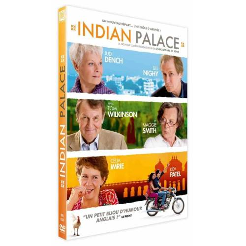 DVD - Indian palace