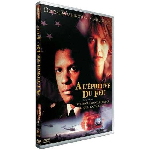 DVD - A fireproof