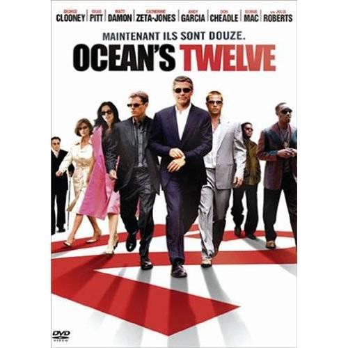 DVD - Ocean's twelve