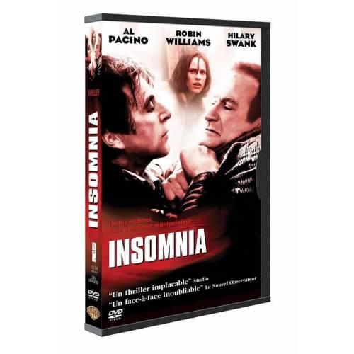 DVD - Insomnia
