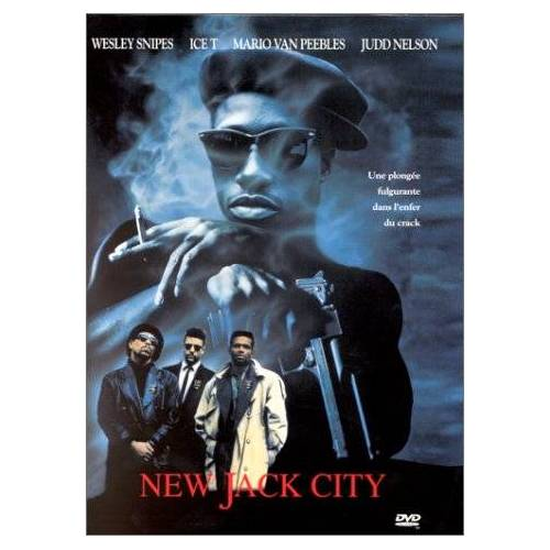 DVD - New Jack City