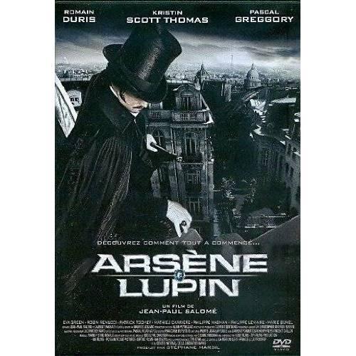 DVD - Arsène Lupin