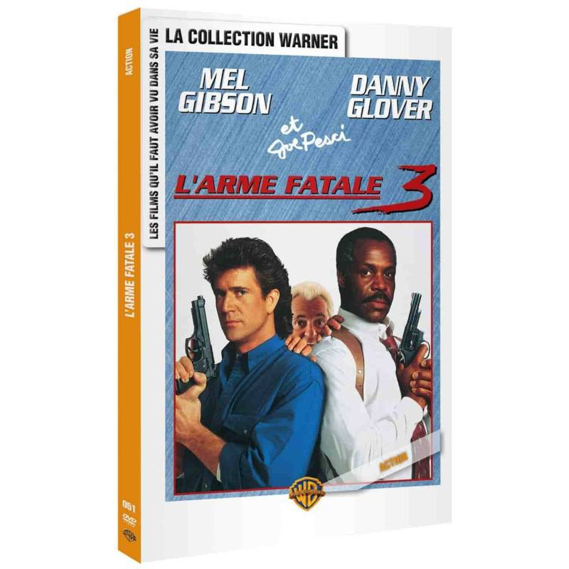 DVD - L'arme fatale 3