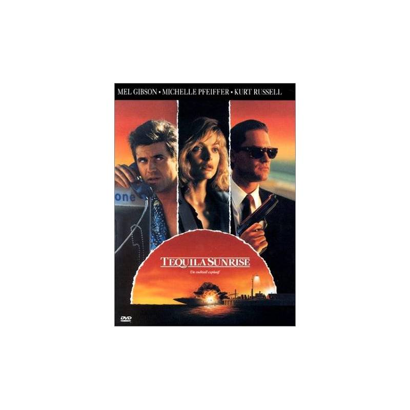 DVD - Tequila Sunrise