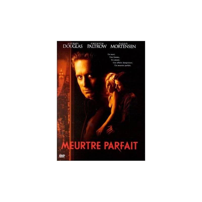 DVD - A Perfect Murder